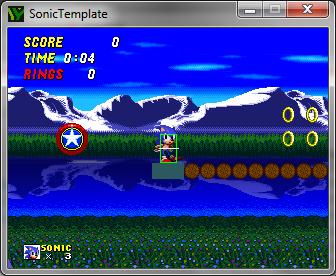 New Game Maker Studio Sonic Engine Sonic And Sega Retro